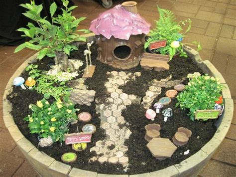 Images Of Inside A Fairy Garden Google Search Kids Gnome Garden Ideas