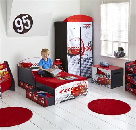 disney cars bedroom theme cars toddler bed cars snuggletime toddler bed jpg idea