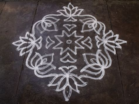 design kolam search results for 17 pulli kolam calendar 2015