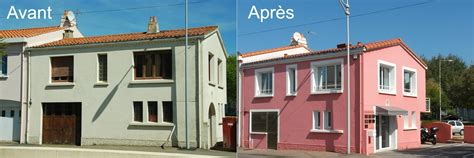 Renovation Maison Avant Apres Travaux 4084 by R 233 Novation Maison Les Sables D Olonne En Vend 233 E