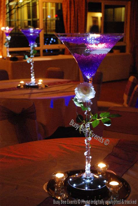 Giant Martini Glass Decoration Martini Vase Centerpieces Table Centerpieces Table
