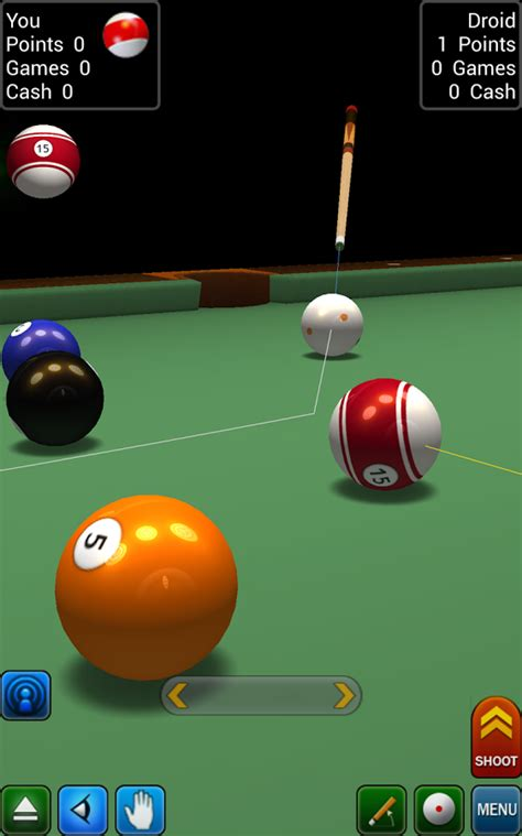 pool billiard pro apk pool pro 3d billiards v2 7 1 apk zerodl