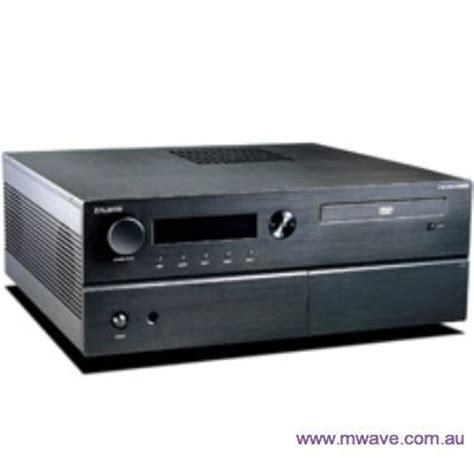 zalman hd160 plus atx htpc case remote black no psu