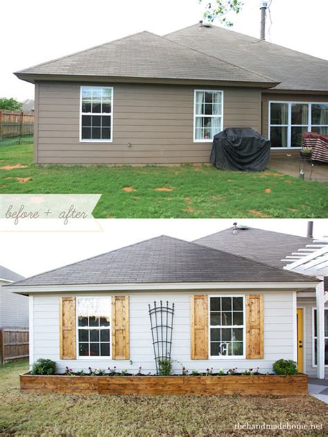 curb appeal diy one day curb appeal projects the budget decorator