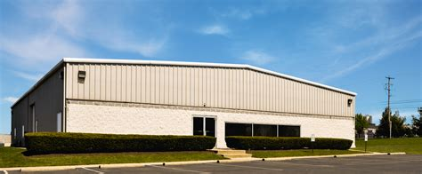 prefabricated steel commercial building services