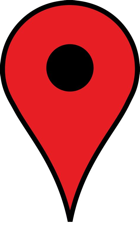 map pin gps location clip gps elsavadorla