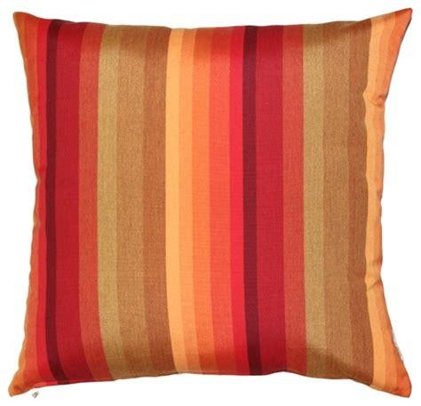 Sunbrella Outdoor Pillows And Cushions by Pillow Decor Sunbrella Astoria Sunset 20 X 20 Outdoor