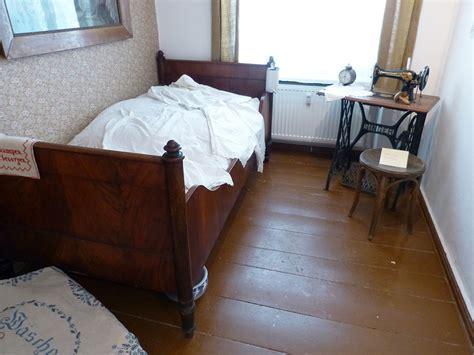 schlafzimmer um 1900 berlin museumswohnung am prenzlauer berg zimmermeister