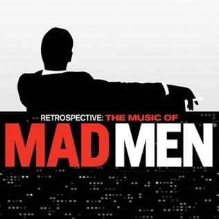 mad men wikipedia the free encyclopedia retrospective the music of mad men wikipedia
