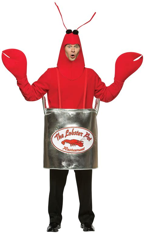 lobster costume cheap lobster pot costume at go4costumes