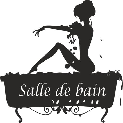 Sticker Pour Salle De Bain by Sticker Salle De Bain
