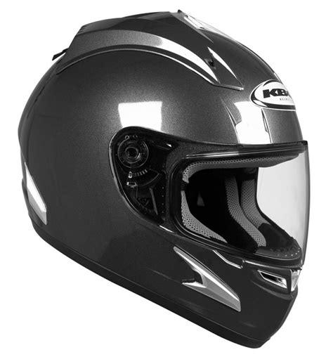 Helm Kbc Gunmetal Kbc Rr Helmet Gunmetal