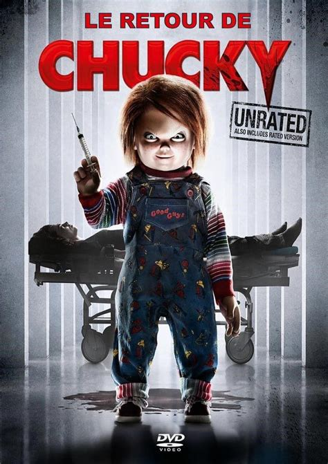 film chucky 2017 streaming le retour de chucky film 2017 senscritique
