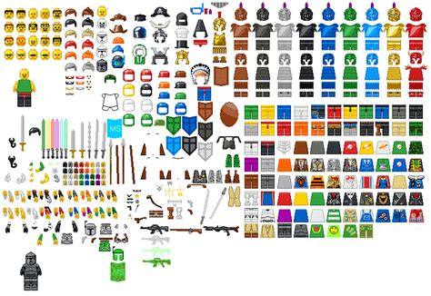 lego designer templates image template gif minifigure wiki fandom powered by