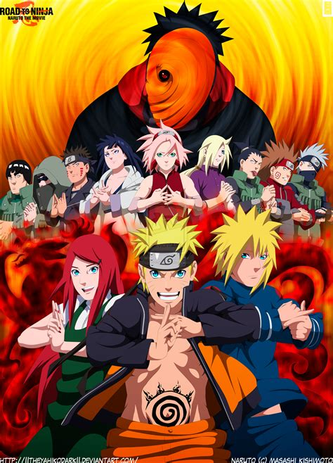 Film Naruto Road To Ninja | watch naruto shippuden movie 6 road to ninja sub eng