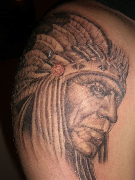 native american cross tattoos 32 best 3d shoulder tattoos for guys images on