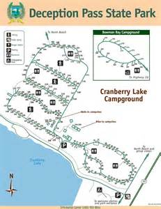 Deception Pass State Park Map by Deception Pass State Park Maplets