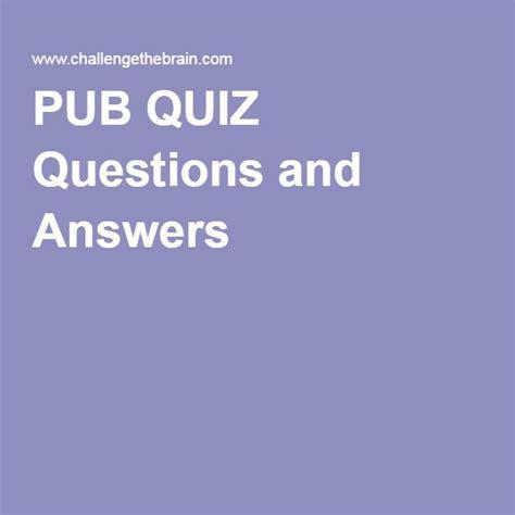14 best images about pub quiz on pinterest game of 25 best ideas about pub quiz questions on pinterest
