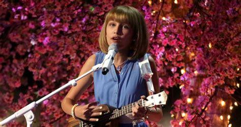 Grace VanderWaal Sings Original Song 'Beautiful Thing' for ...
