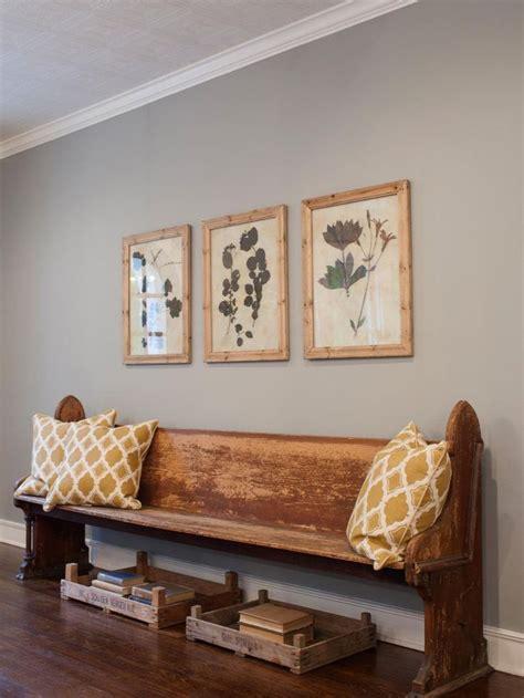 fixer foyer ideas fixer brick cottage for baylor grads craftsman