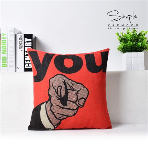 Kado Natal Bantal Dekorasi Sofa Mobil Pop merah yang modern promotion shop for promotional merah yang modern on aliexpress alibaba