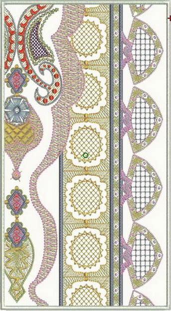 saffron machine embroidery designs