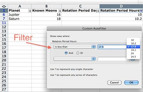 using filter text to match specific events step 4 using excel filter to delete or keep rows containing