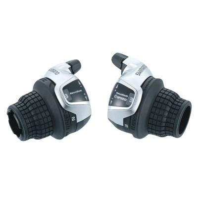 shimano sl rs45 revo shifter set 6 speed right sis left sydney electric bikes
