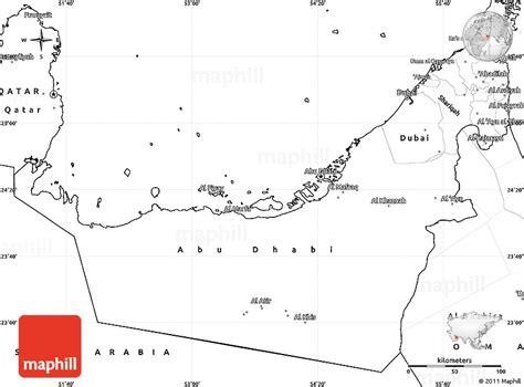 uae political map pics for gt uae political map outline