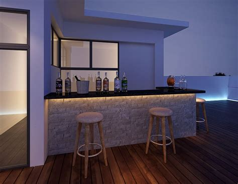 good Feng Shui Interior Design #3: Roof-terrace-bar-counter.jpg