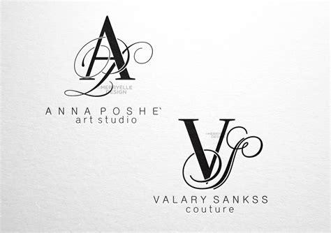 design a logo with your initials custom logo design custom initials logo luxury logo design
