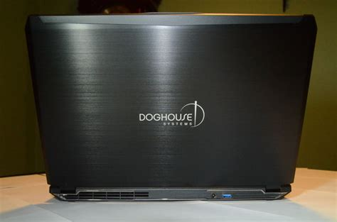 dog house computers doghouse mobius es gaming laptop first look tom s hardware