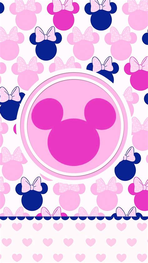 wallpaper iphone 5 minnie mouse minnie mouse wallpaper iphone wallpaper pinterest