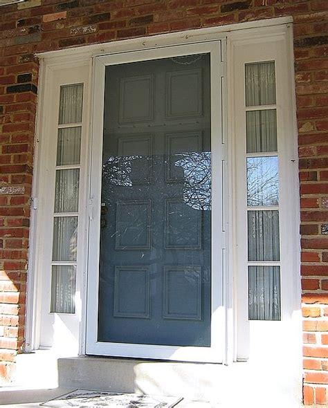 Glass And Screen Door J J Siding And Window Sales Inc Doors Page