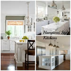 Kitchen Design Styles 5 Hamptons Style Kitchen Designs Inspired Space The