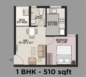 1 Bhk Floor Plan Mantri Navaratna