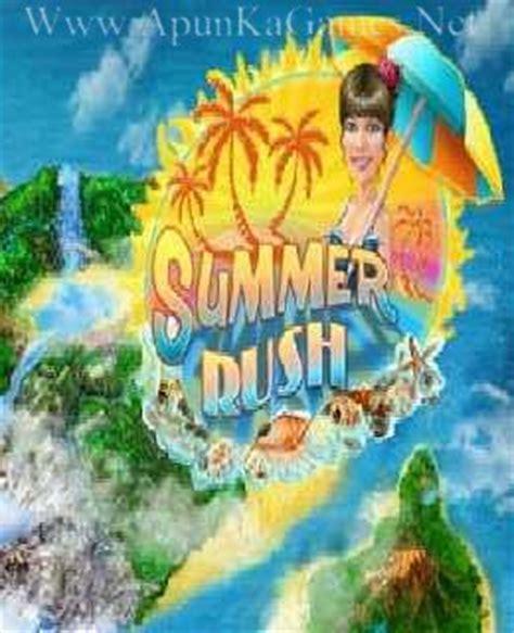 summer games full version download summer rush pc game download free full version