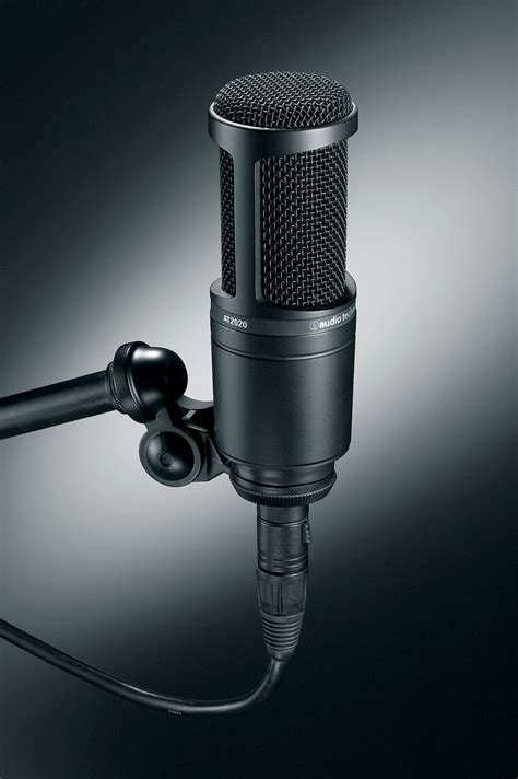 the best condenser microphone money can buy audio issues