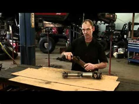 rugged ridge sye how to install advance adapters slip yoke eliminator sye how to save money and do it yourself