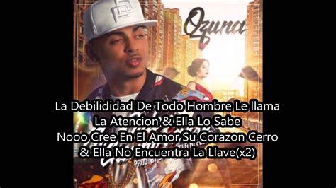 ver imagenes de ozuna no quiere enamorarse ozuna reggaeton videos y letras