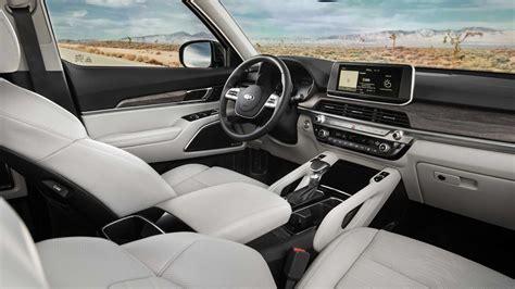 2020 Kia Telluride Price In Uae by 2020 Kia Telluride Comes Standard With 3 8l V6 Autoevolution