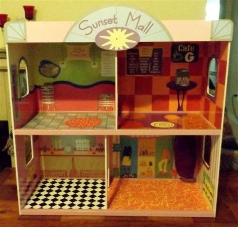 dolls house mall 17 best images about barbie dollhouses pools on pinterest barbie collection