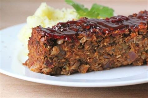 southern comfort vegan lentil loaf aka vegan version of meat loaf something i
