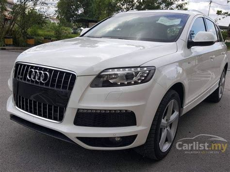 how it works cars 2011 audi q7 transmission control audi q7 2010 tdi quattro 3 0 in kuala lumpur automatic suv white for rm 148 000 4091009