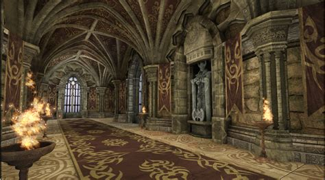 The Interior Castle by Castle Interior Udk Eat 3d