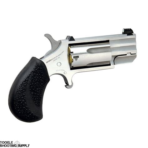 american pug american arms pug 22 mag mini revolver 1 quot barrel 5 cylinder stainless