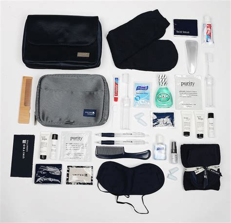 united airlines bags inside the class vanity bags that reveal how the other half fly daily mail