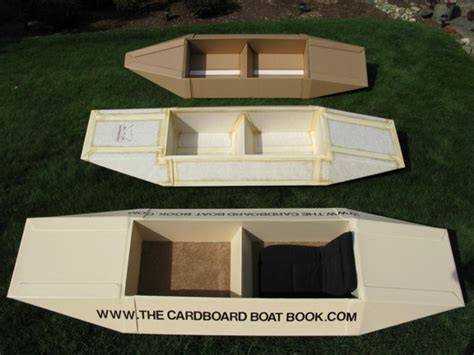 cardboard boat book fairwood neighbor publishes cardboard boat book fairwood