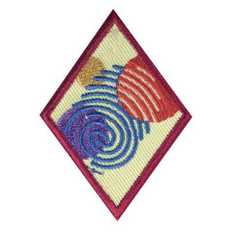 cadette woodworker badge cadette special badge