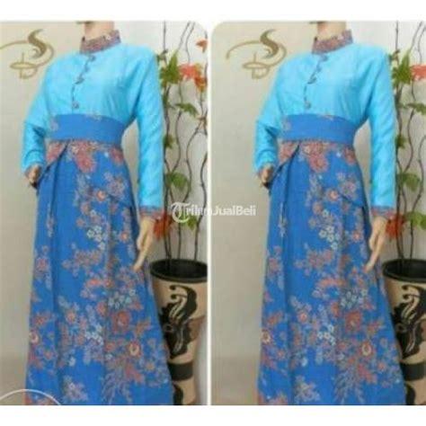 Harga Gamis Murah Baju Dress Gamis Batik Muslimah Cewek Baru Harga